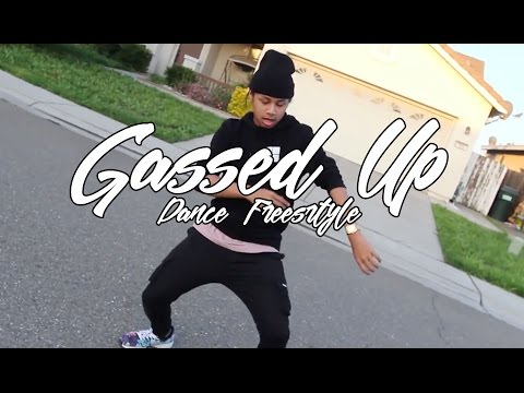 Nebu Kiniza - Gassed Up (Dance Freestyle)