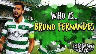 Who is Bruno Fernandes? And Why Man Utd Want The Record-Breaking Midfielder