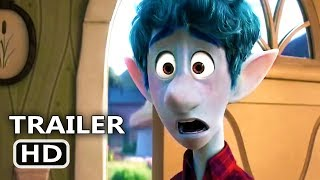 ONWARD Officila Trailer (2020) New Pixar Anuimation Movie HD