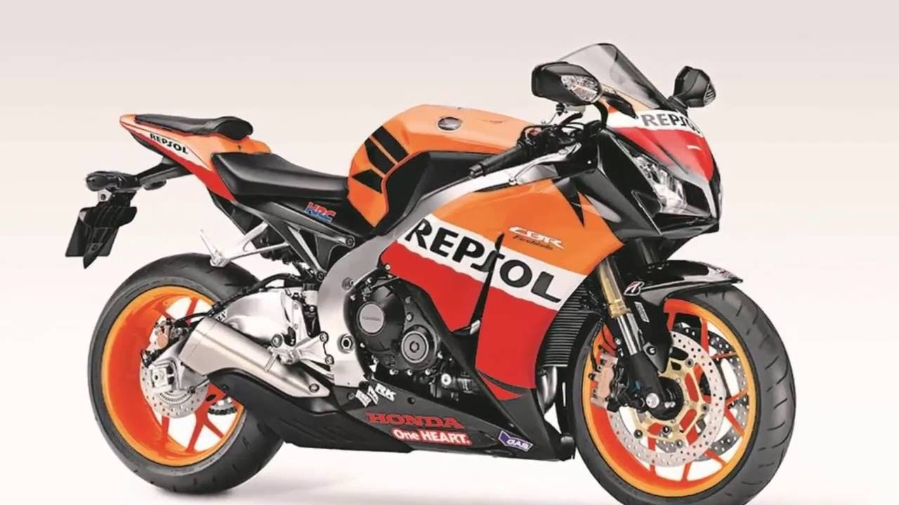 Honda Cbr1000rr Fireblade 2017 Gets Radical Youtube