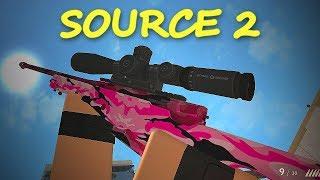 CS:GO w ROBLOX ma już Source 2 :D! (Clickbait) | Mervo