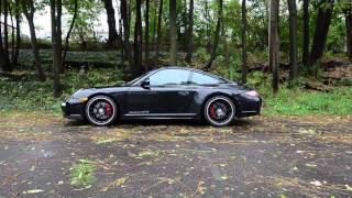 2011 Porsche 911 GTS from WINDING ROAD Magazine