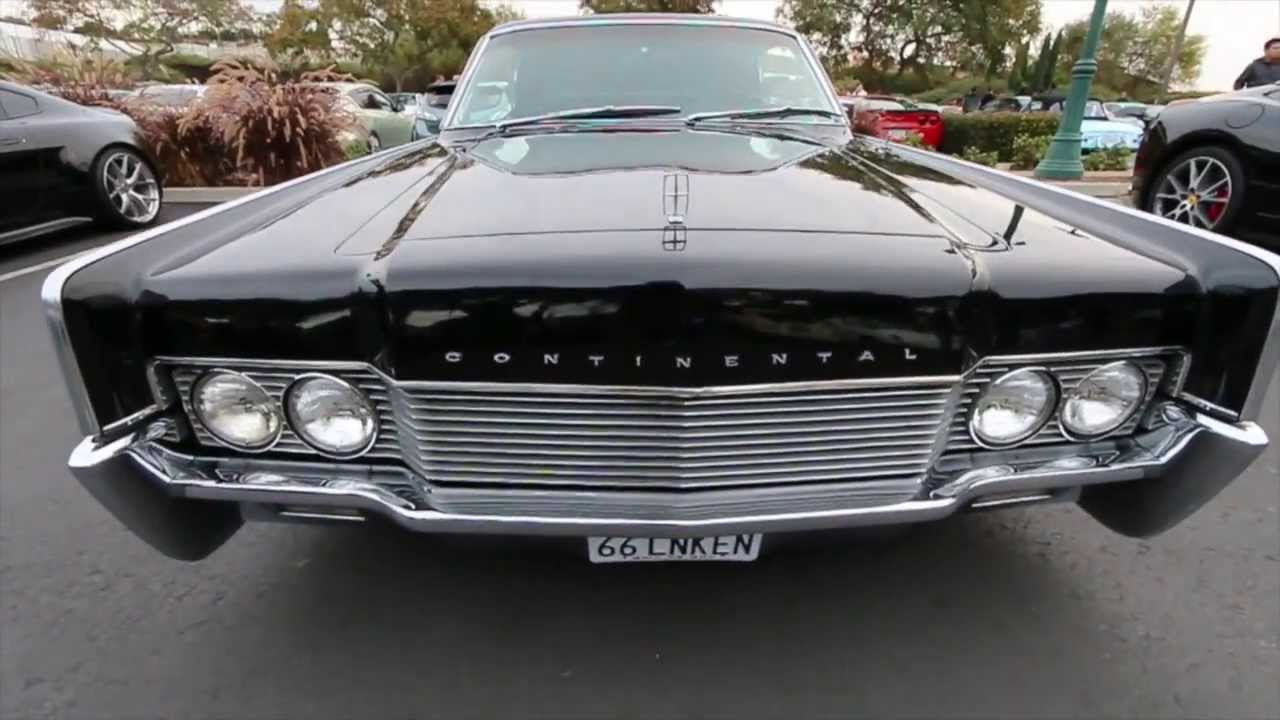 1966 lincoln continental in entourage youtube. Black Bedroom Furniture Sets. Home Design Ideas
