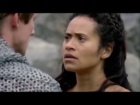 Merlin 5x09 'With All My Heart' - Gwen's De-enchantment Scene