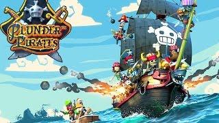 Plunder Pirates - Пиратская стратегия от создателей Angry Birds на Android