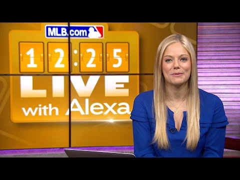 12:25 Live with Alexa Datt - 3/5/18