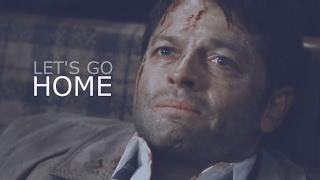 »let's go home«   destiel (12x12)