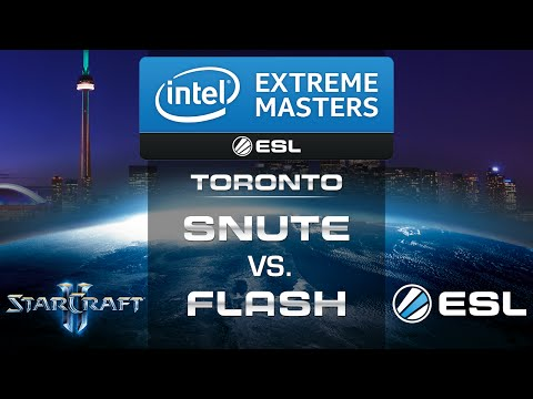 Snute vs. Flash (ZvT) - IEM Toronto 2014 - Quarter Final - S