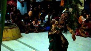 Khrismettha Naidu Baratanatyam