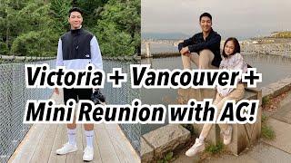A Trip to Victoria & Vancouver ...