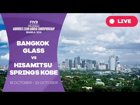 Bangkok Glass v Hisamitsu Springs Kobe - Women's Club World Championship