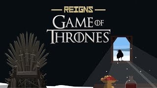 Reigns: Game of Thrones - Gameplay Android et iOS (iPhone / iPad) par KickMyGeek