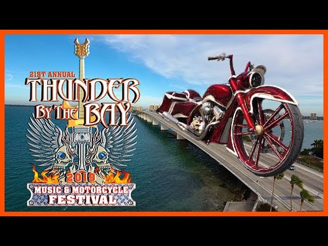 Born To Ride TV Episode #1243 - Thunder by the Bay
