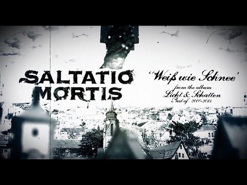 SALTATIO MORTIS - Weiß Wie Schnee (Official Lyric Video) | Napalm Records