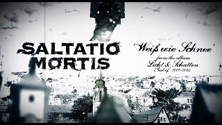 SALTATIO MORTIS - Weiß Wie Schnee (Official Lyric Video) | Napalm Records thumbnail