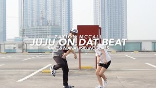 vuclip Juju on dat beat #SiblingGoals | Ranz and Niana