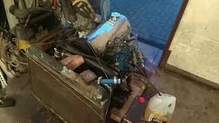 Чешские Будни Жиговода №2, сборка нового мотора для ВАЗ 2104, тест мотора на стенде