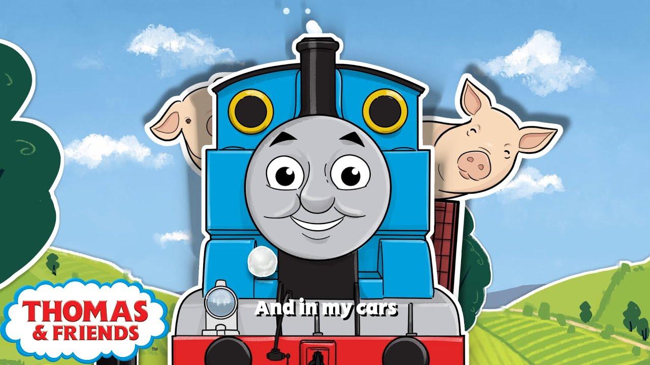 Old McColl's Farm   Thomas & Friends UK - Nursery Rhymes for Kids