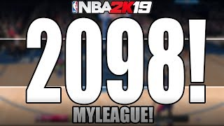 Nba 2k19 rookies 10 year simulation 2k19 rosters bust or