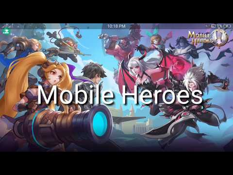 How To Play Mobile Heroes In Philippines (Tutorial)100% Working