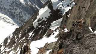 Mont Blanc - Les Grands Montets (Argentière) w HD