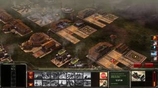 Command & Conquer Generals: Zero Hour Enhanced Mod  BOSS General Gameplay 2