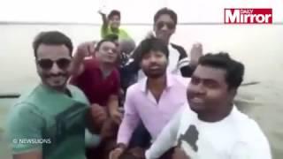 7 người chết đuối do mải chụp selfie trên thuyền