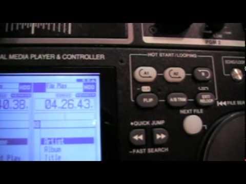 Zippy Keyboard For Denon DN HD2500
