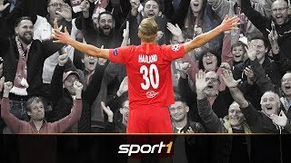 Darum jagen Bayern und Dortmund diesen 19-jährigen Shootingstar | SPORT1 - TALENT WATCH