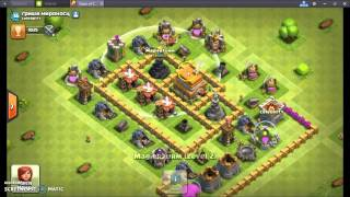 lat´s Play Clash of Clans sry nur 15 min