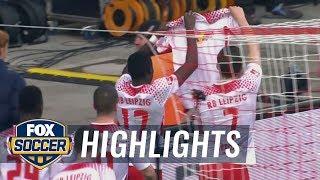 Video Gol Pertandingan RasenBallsport Leipzig vs Hamburger SV