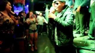 ABO SOLANO de sorpresa en Panamerican Nightclub