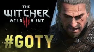 The Witcher 3 Wild Hunt Game of the Year Edition Gameplay [PC]