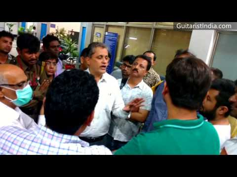 Air India Flight Mess, Delay, Cancelled & Fight | Passengers Angry | Surat Airport 20 Sept 2016