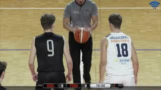 Highlights Sicoma Valdiceppo vs. Basket Todi - Coppa Italia Serie C Gold Umbria-Marche 2021-2022
