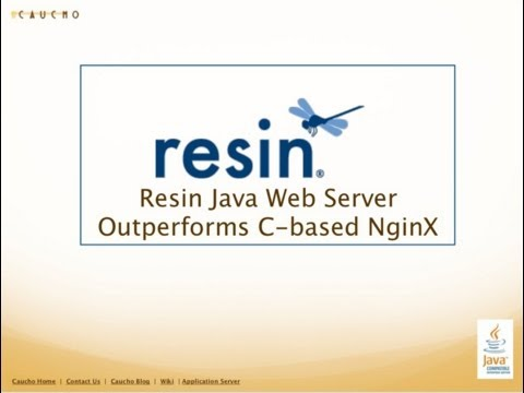 Resin vs NginX