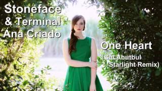 Stoneface & Terminal feat. Ana Criado - One Heart (Gal Abutbul Starlight Remix) HD