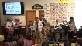 スマイル3周年記念イベントのど自慢大会 2016年4月24日.