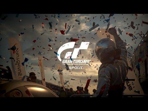 Gran Turismo Sport Intro