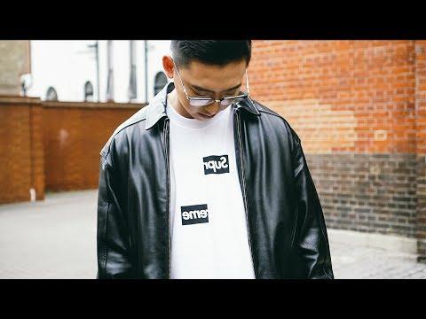 SUPREME x G Shirt - FW18 Lookbook