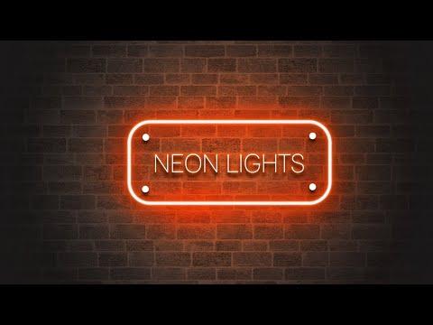 Neon Lights Photoshop | Make Neon Lights Effect In Adobe Photoshop Cc