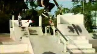 Skater Dude Sort of Eats Shit
