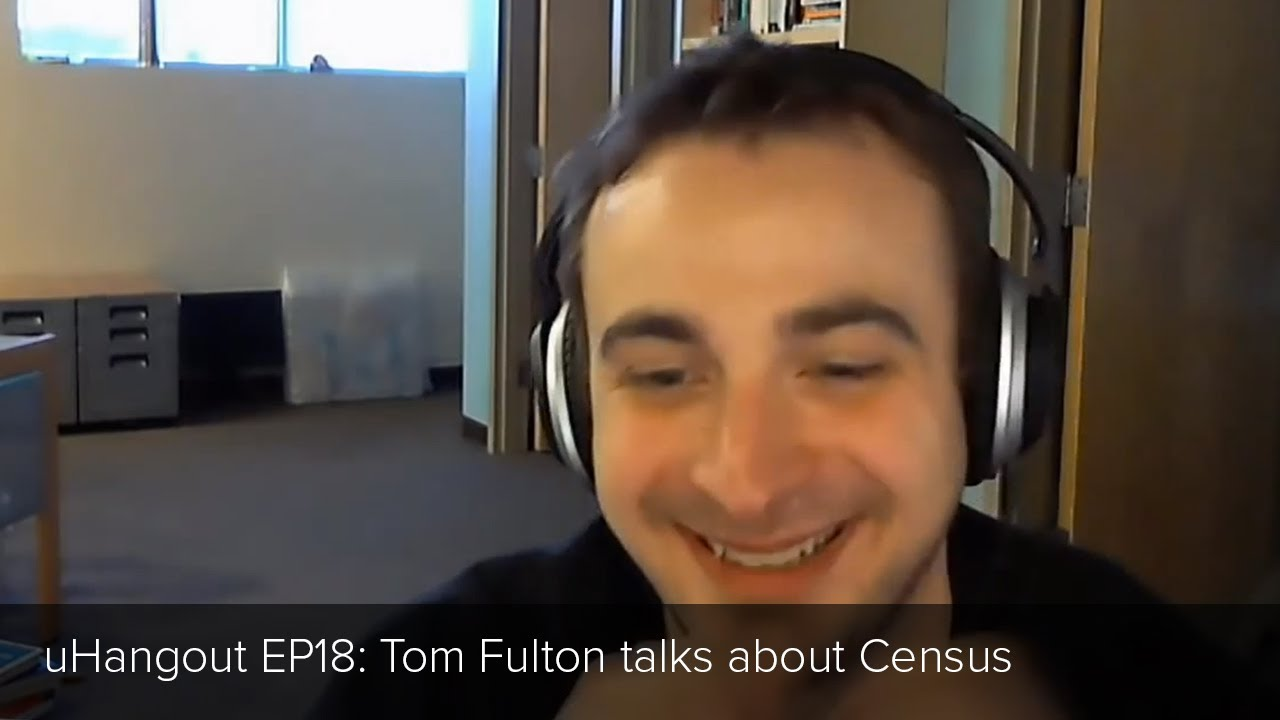 EP018 with Tom Fulton - Spring Cleaning with Census