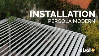 Pergola Bioclimatique Aluminium sur Alsol.fr