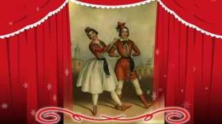 Немецкий танец Л Бетховен средняя группа Абросимова Л И