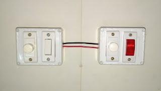 2 two way switch 2 fan regulator ceiling fan wiring|कैसे करते हैं दो फैन रेगुलेटर वायरिंग