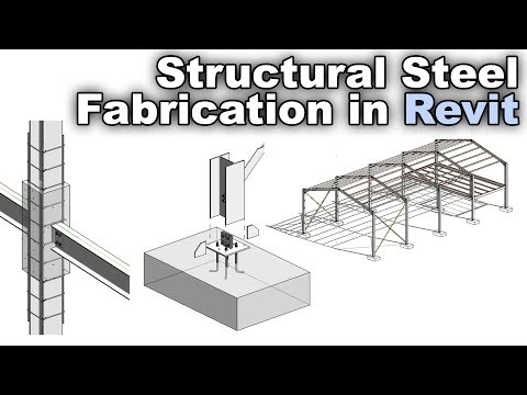 Structural Steel Fabrication Course In Revit