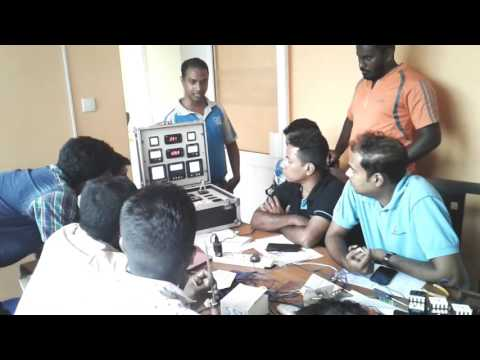 Electrical Engineering & Maintenance training course Sri Lanka