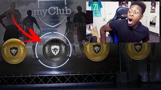 OMGGG!!! 3 LEGENDS IN ONE BLACK BALL OPENING !!! - PES 2017