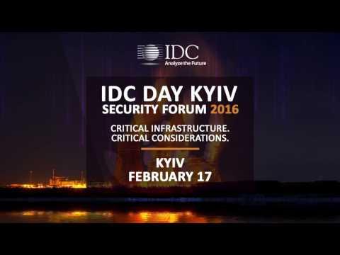 IDC Security Forum - Kyiv